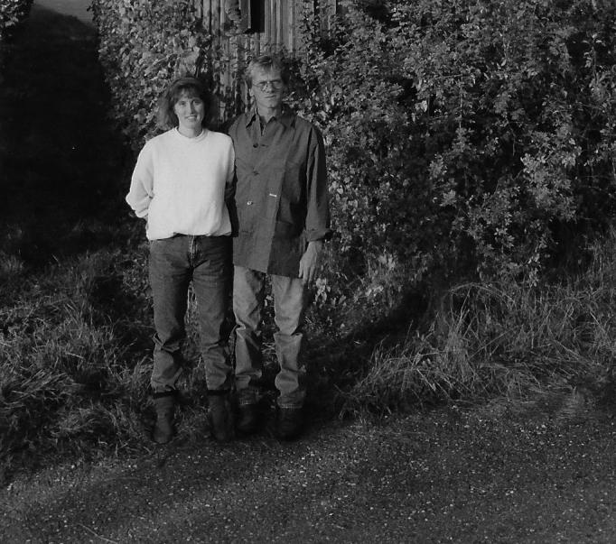 Friedrich und Gaby Sommerhalter